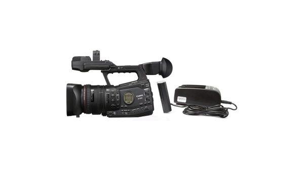 S-3602C_Swit_Caricabatterie doppio con adattatore per Canon tipo BP con carica simultanea