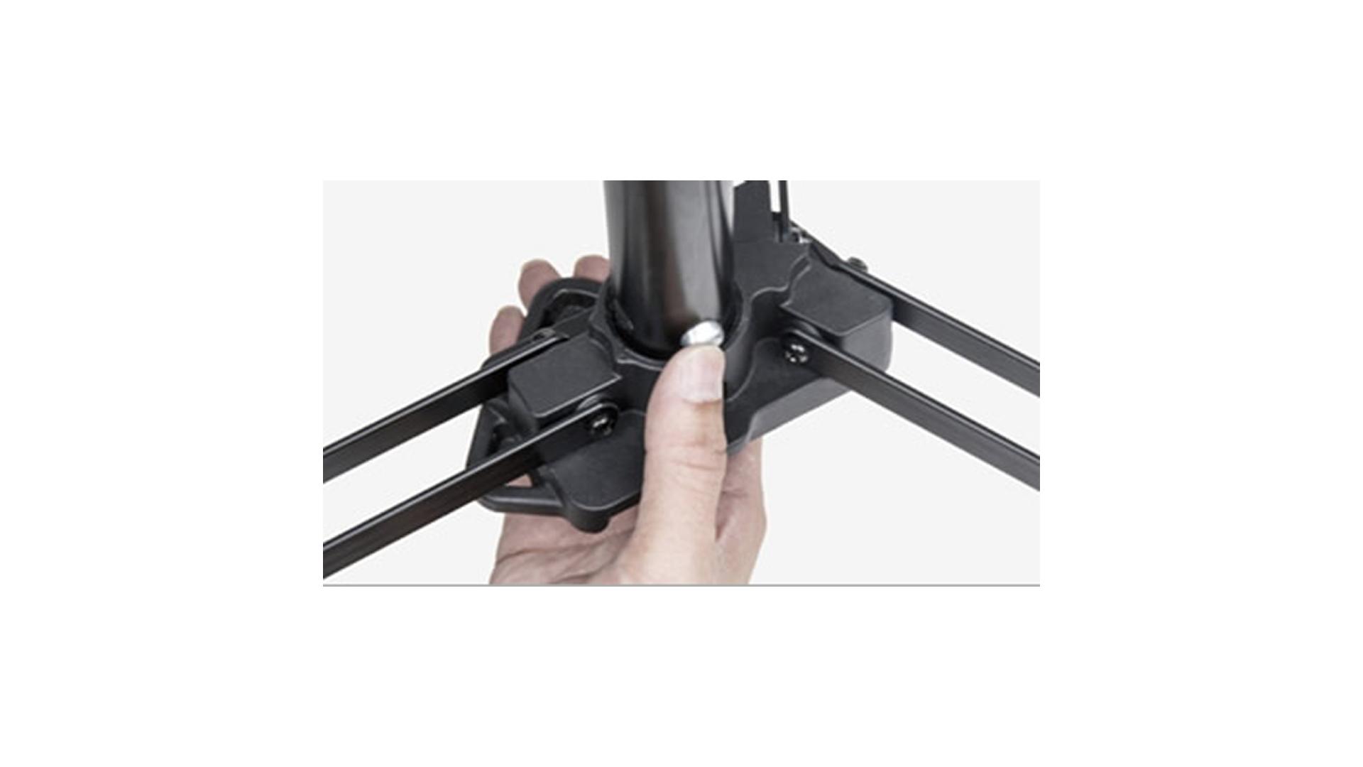 Kupo Swit | Bundle kit luce LED SWIT CL 120D + stativo Kupo 121 + Batteria V lock SWIT S 8113S | Non categorizzato