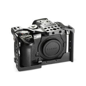 SmallRig 2049 | Gabbia per Panasonic Lumix GH5/GH5S | Cage | Shoulder Rig