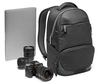 Manfrotto Advanced² Active backpack for DSLR, laptop and accessories