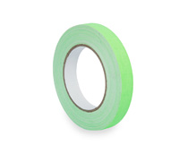 Gaffer fluo green 19mm – 25m